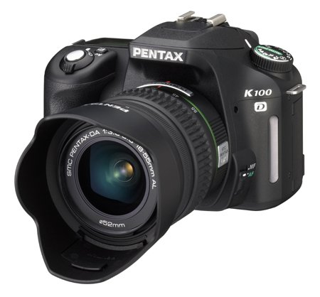 Pentax K100D